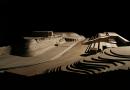 全体模型写真_近代建築