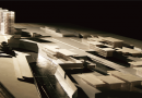 城下フォーラム模型写真